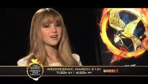 Reelz | Hunger Games Promo