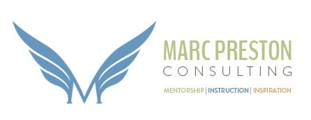 MarcPrestonConsulting.com Logo