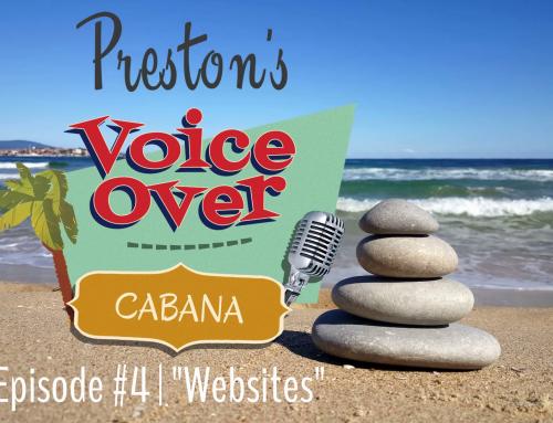 "Preston's VoiceOver Cabana | Episode #4 – ""Websites"""
